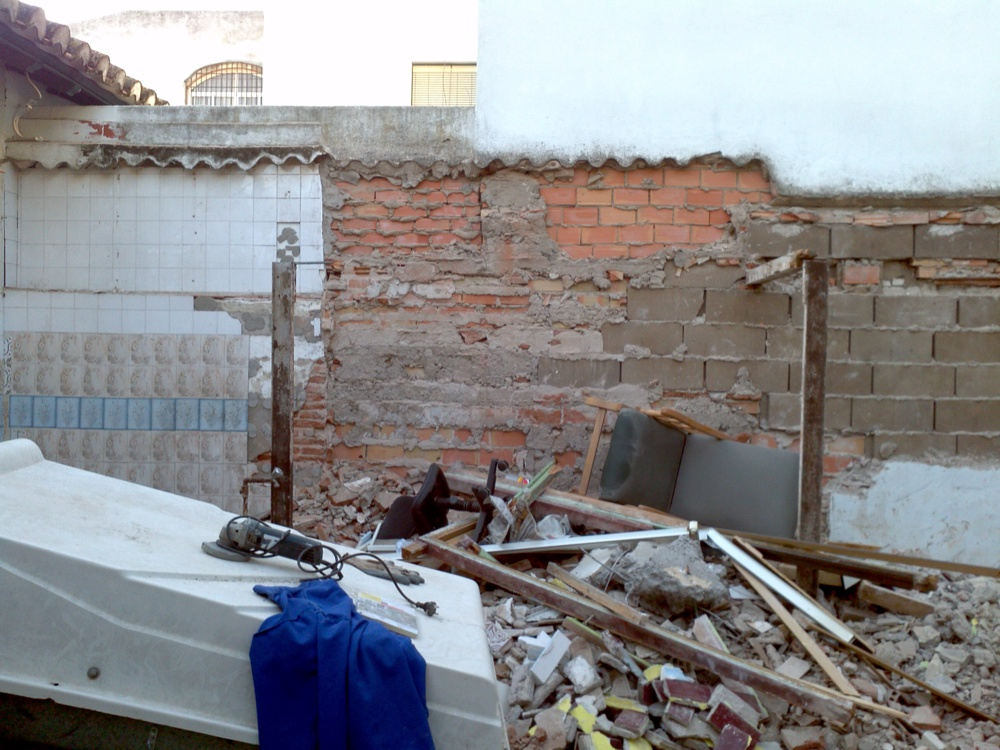3 Demolición